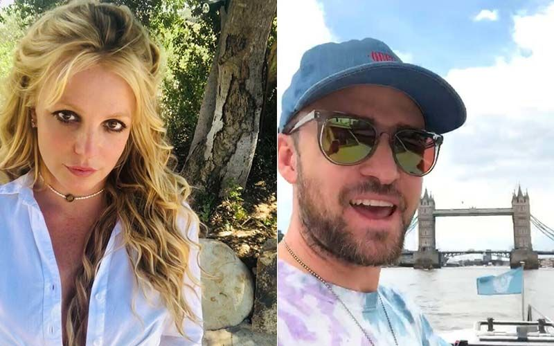 Britney Spears Shares A Major Throwback Pic With Ex-Justin Timberlake To Wish Sister Jamie Lynn On Her Birthday And The Netizens Have A Meltdown