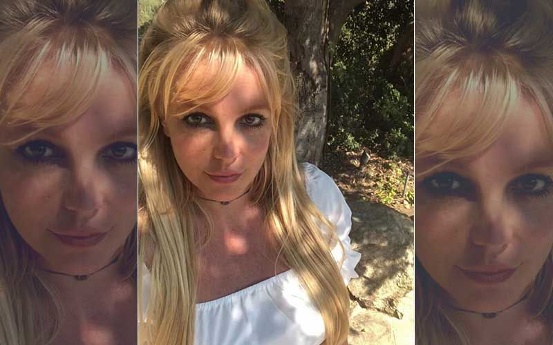 Britney Spears Flaunts Her Booty While Dancing In Neon Swimsuit; Shares Pics And Says 'Here's My A** Ladies And Gents'