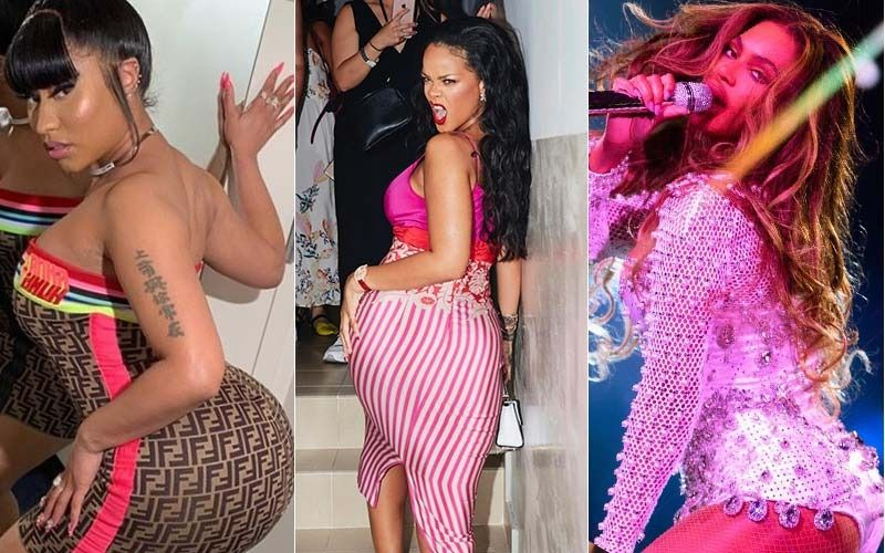 HOLLYWOOD'S HOT METER: Rihanna, Shakira, Beyonce; Beauties With The Best Butts