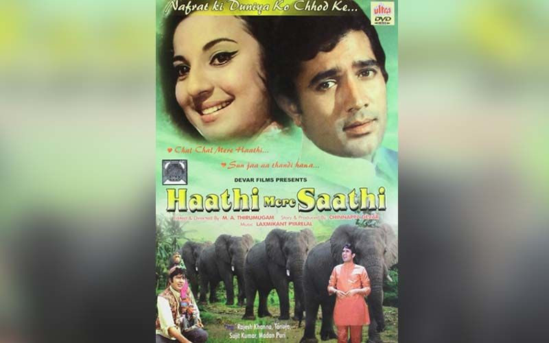 Haathi Mere Saathi Completes 40 Years Of Release; Six Facts About Rajesh Khanna-Starrer You Must Know