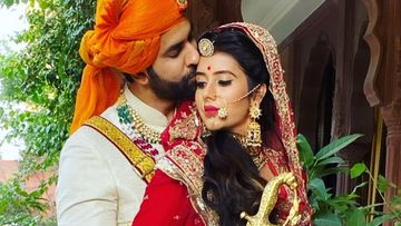 Sushmita Sen's Brother Rajeev Sen And His Wife Charu Asopa Ooze Royalty In Their Latest Photoshoot – PICTURES