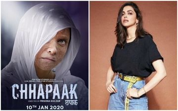 Chhapaak Leaked Within Hours Of Release, Deepika Padukone Starrer Now Available On Tamilrockers