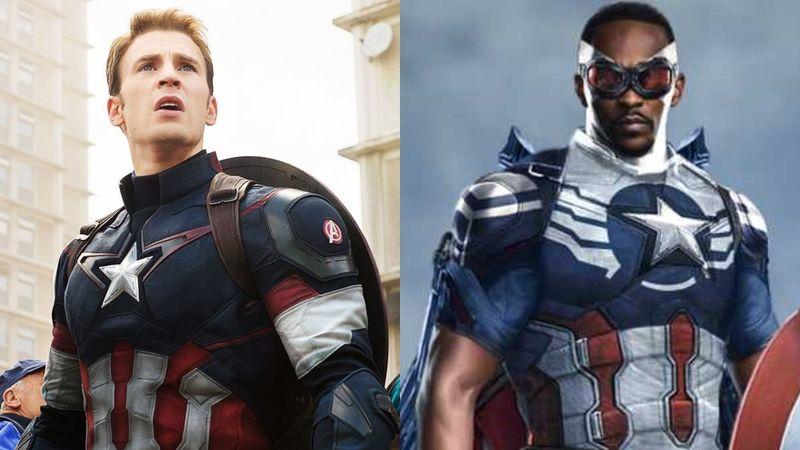 Here's How Chris Evans Spoiled Avengers: Endgame 'Giving The Shield Scene' For Co-Star Anthony Mackie