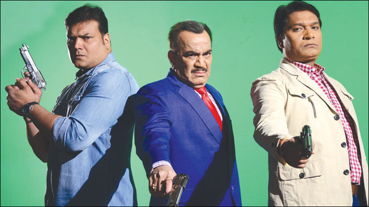 Still Of CID