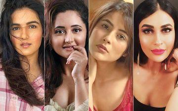 Bigg Boss 14: Jasmin Bhasin Vs Rashami Desai, Shehnaaz Gill OR Pavitra Punia - Who Looks Hotter In Black?