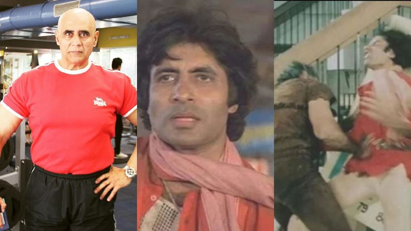 Puneet Issar Opens Up On The Aftermath Of Accidentally Injuring Amitabh Bachchan On The Sets Of Coolie, 'Lost 7 To 8 Films'