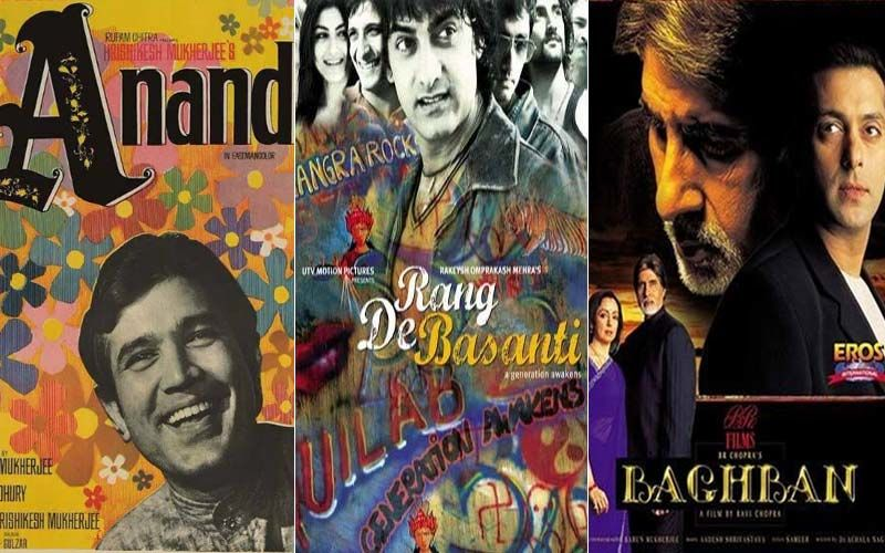 Anand, Rang De Basanti, Baghban And Others; Here Are 11 Films That Changed Our Lives
