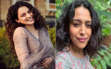Swara Bhasker's Request To Kangana Ranaut: Spare The Elderly- EXCLUSIVE