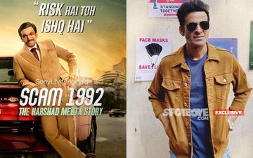 Manoj Bajpayee Reveals He Enjoyed Watching Hansal Mehta's Scam 1992; Calls It A 'Solid Entertainer With A Fabulous Storyline'- EXCLUSIVE