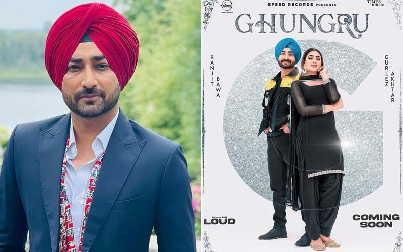 Ghungru: Ranjit Bawa Unveils The Teaser Of His Upcoming Love Song From The Album 'Loud'