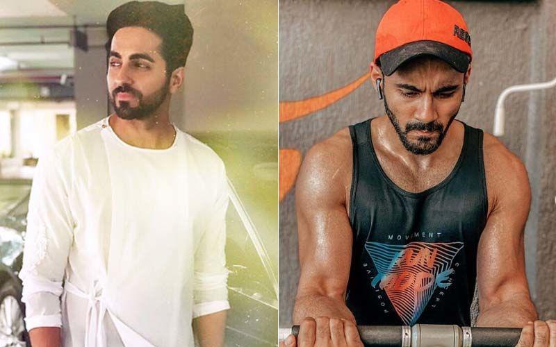 Chandigarh Kare Aashiqui On-Set Fun: Ayushmann Khurrana-Abhishek Bajaj's Fun Workout Sessions On Punjabi Songs
