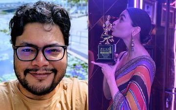 Pratim D Gupta Praises Alia Bhatt For Winning Best Actress Award, Says 'Well Deserved Safeena'