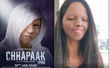 Chhapaak: Acid Attack Survivor Laxmi Agarwal Records A Video, Opens Up On Deepika Padukone Essaying Her On Celluloid