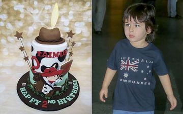 Taimur Ali Khan Birthday Party: Previous Year's Birthday Party And Cake Photos That You Can't Miss