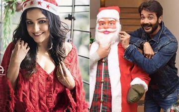 Merry Christmas 2019: Mimi Chakraborty, Prosenjit Chatterjee, Rituparna Sengupta And Others Wish Fans