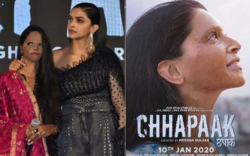 Chhapaak Song Launch: Laxmi Agarwal Thanks Deepika Padukone For Playing Her On Screen, Says 'Ab Toh Ho Gaya Society Ka Kaam'