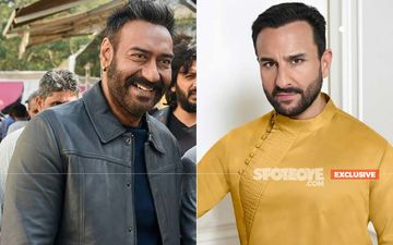 Adipurush: Ajay Devgn Turned Down Raavan's Role, Saif Ali Khan Jumped At It, Says, 'I Find Negative Roles Fun' – EXCLUSIVE