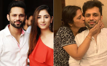 Bigg Boss 14's Rahul Vaidya's Mother REACTS To His Wedding Proposal To Disha Parmar: 'I Am Happy, She Is A Sweet Girl'