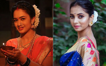Happy Diwali 2020: Marathi Television Divas All Set For Diwali With These Dazzling Traditional Outfits