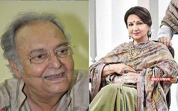 'After Tiger Pataudi And Shashi Kapoor I've Lost Another Dear Friend,'  Sharmila Tagore On Soumitra Chatterjee's Demise - EXCLUSIVE