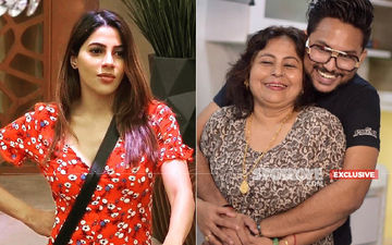 Bigg Boss 14: Jaan Kumar Sanu's Mother Sent Blanket As A Diwali Gift For Nikki Tamboli BUT Stopped Makers Midway- EXCLUSIVE