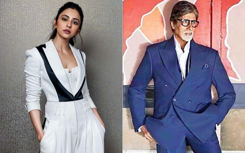 Rakul Preet Singh Joins Amitabh Bachchan And Ajay Devgn In Mayday, Says 'I Had A Dream To Work With Mr Bachchan'