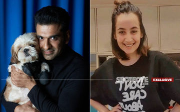 Bigg Boss 14: Sakshi Jhala Says, 'My Dogs React Towards Eijaz Khan When I Say Daddy, They Think He Is Their Father'- EXCLUSIVE