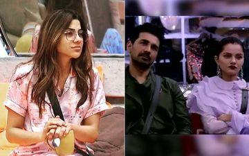 Bigg Boss 14: Nikki Tamboli Says Rubina Dilaik Dominates Husband Abhinav Shukla; 'Usko Bolne Hi Nahi Deti Hai'