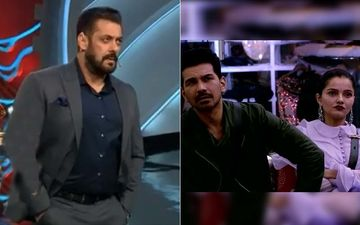 Bigg Boss 14 Weekend Ka Vaar SPOILER ALERT: Rubina Dilaik AGREES That Husband Abhinav Shukla Makes Her Look Weak; Salman Khan Schools The Couple