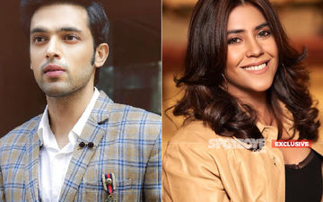 Parth Samthaan Begins Shooting For Ekta Kapoor's Next, After Kasautii Zindagii Kay 2- EXCLUSIVE