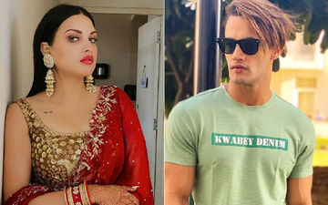 Karwa Chauth 2020: Asim Riaz Is Drooling Over Himanshi Khurana's Bridal Look As She Dolls Up Before Breaking Her Fast For Asim