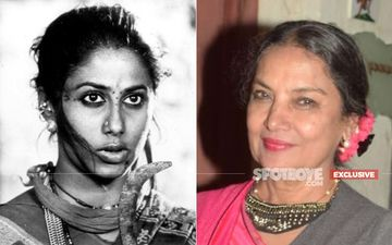 Smita Patil's 34th Death Anniversary: Shabana Azmi Remembers The Late Actor, Says 'She Was Born For The Camera'- EXCLUSIVE