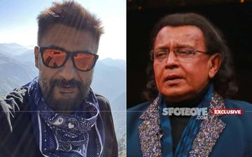 Vivek Agnihotri CONFIRMS Mithun Chakraborty's Sudden Illness In Kashmir; Says 'He Resumed Work The Very Next Day After Taking IVs, Injections, Antibiotics' - EXCLUSIVE