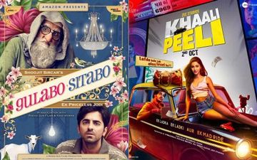 5 Most Disappointing Films Of 2020: Gulabo Sitabo, Sadak 2, Shikara, Love Aaj Kal And Khaali Peeli