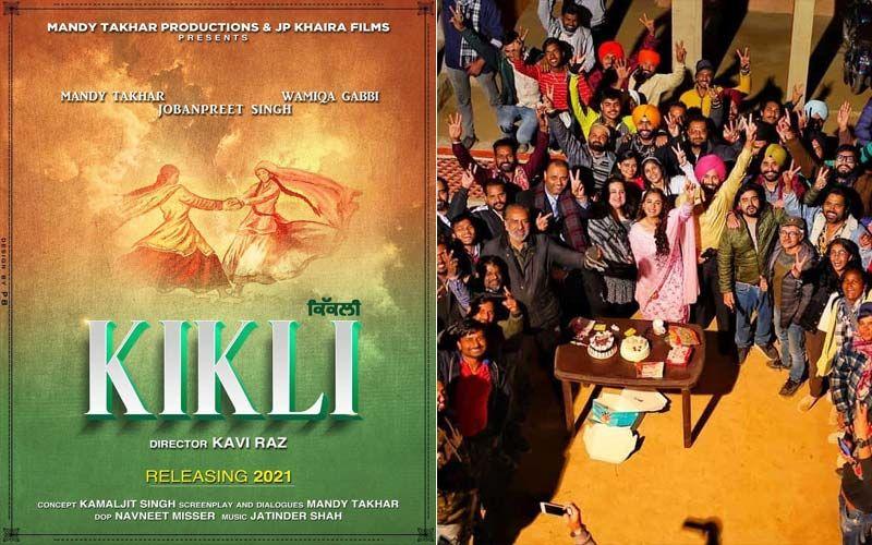 Kikli: Mandy Takhar's Debut Production Announces Wrap