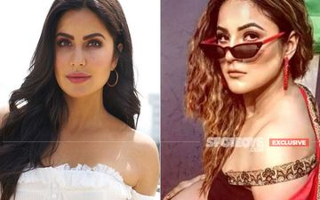 How Shehnaaz Gill's Hopes Of Looking Like Katrina Kaif Were Dashed To The Ground- EXCLUSIVE