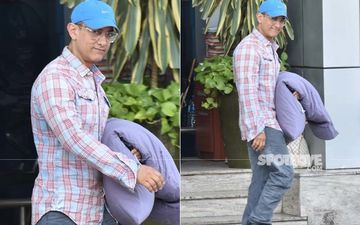 What Coronavirus? For Aamir Khan, His Travel Pillow Is More Dear Than A Face Mask; No Kidding