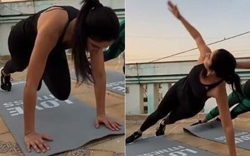Coronavirus Lockdown: Katrina Kaif Has Some Easy DIY Workouts While Gyms Are Shut; Here Are Her 6 #WorkoutAtHome VIDEOS
