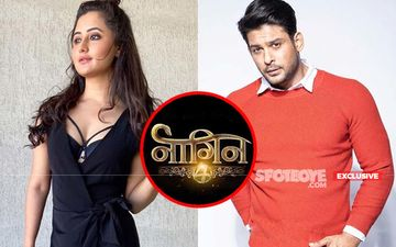 Naagin 4: Is Sidharth Shukla Entering The Show? Rashami Desai Reacts- EXCLUSIVE