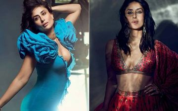Kareena Kapoor Khan Draws The Perfect Combo Of Traditional And Sexy In Her Latest Magazine Photoshoot!