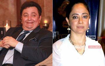Rishi Kapoor Death: Sheeba Chaddha Recounts Shooting With The Legend On Sharmaji Namkeen- EXCLUSIVE