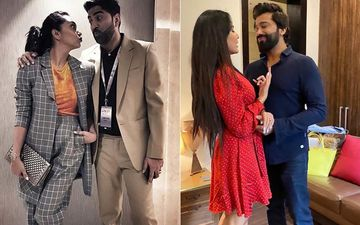 Shveta Salve, Kamya Panjabi, Smriti Khanna: TV Bahus Who Put Their Love On Display By Passionately Kissing Their Partners - PICS