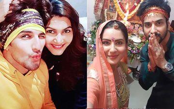 Manish Raisinghan, Puja Banerjee And More: TV Celebs Who Set The Trend Of Lockdown Weddings