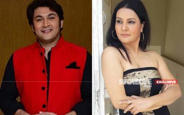 Rajesh Kumar's Co-star Sucheta Khanna Reveals If She Was Paranoid To Shoot With Him Post His Recovery From COVID-19- Exclusive Video