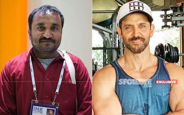 Maths Genius Anand Kumar On Super 30 Star Hrithik Roshan: 'He Is Humble, Attentive And Warm'-EXCLUSIVE