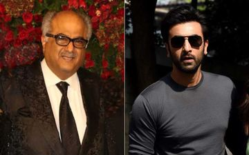 Boney Kapoor CONFIRMS He Will Play Ranbir Kapor's Father In Luv Ranjan's Next; Reveals His Son Arjun Kapoor Persuaded Him For It