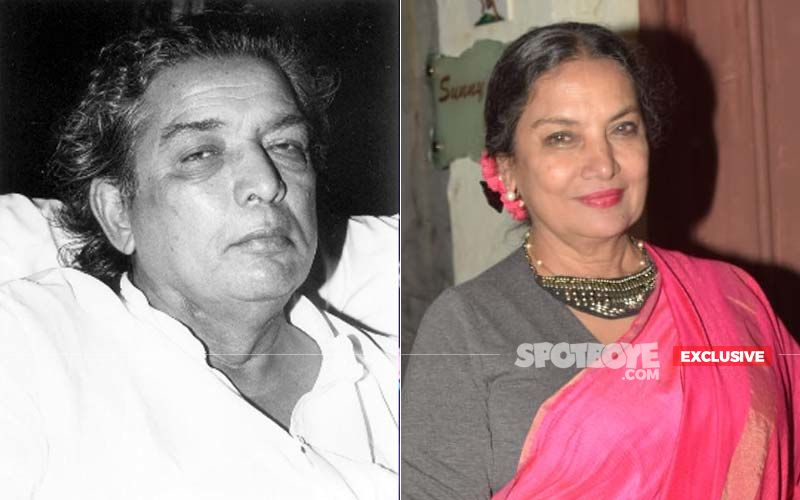 Kaifi Azmi's 102nd Birth Anniversary: Shabana Azmi On Her Father; 'He Was A Really Gorgeous-Looking Man With This Beautiful Voice'-EXCLUSIVE