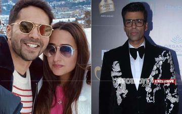 Varun Dhawan-Natasha Dalal Wedding EXCLUSIVE: Karan Johar To Organise Sangeet Ceremony, Dance For The Bride And Groom With Alia Bhatt, Janhvi Kapoor