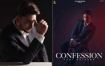 Sabi Bhinder's New Track Confessions Exclusive With 9X Tashan!