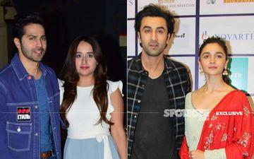 After Varun Dhawan-Natasha Dalal, No Star Marriages  In 2021, Not Even Ranbir Kapoor And Alia Bhatt's? - EXCLUSIVE